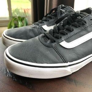 Vans Skate Shoes, Mens Sz 8